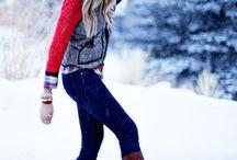Winter Wardrobe  / by Kirsten Elise