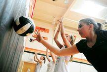 Volleyball Coach Thompson / by Brenda Thompson