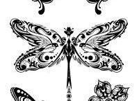 Tattoos  / by Carol Wright