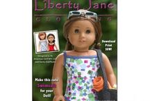 American Girl dolls / by Susan Nolff