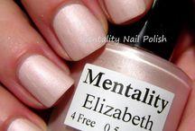 Nails / by Courtenay Morgan