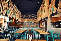 Corporate Restaurant Design / by Tansin Blankley