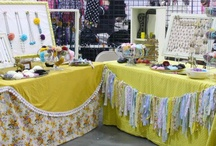 Booth Ideas / by Dawna Walther