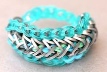 Rainbow Loom Ideas / by Amanda Lutz