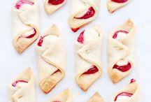 """Dessert First / """"I'm not a vegetarian! I'm a dessertarian!""""  ― Bill Watterson / by Katerina   Diethood"""