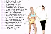 Fitness / by Elizabeth