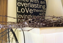 Inspiring words... / by Hope Davidson