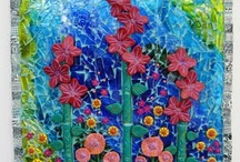 Glass and Mosaic Treasures / by Patricia Parker