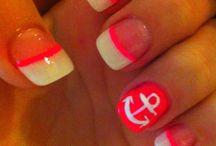 Nails I've done! / by Mandy Huskey