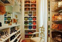 A New Closet to Covet / by Cyndi Bagley
