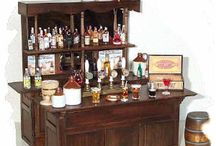 Miniature Bars / by Cathy Feister