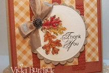 Thank You Cards / by Sherry Birney