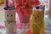 Easter ideas / by Jessica Vines