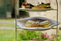 The Royal Crescent Hotel Gardens- The perfect setting for Afternoon Tea / by The Royal Crescent Hotel & Spa