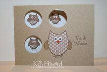 Card Ideas / by Stephanie Barnard
