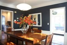 Dining room ideas / by Melissa Foster