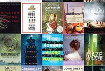 Books / by Melissa Lanclos
