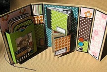 Crafting. . . Mini Books / by Valerie- Clynes Moffat