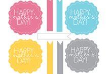 Holidays - Mother's Day / by Kristyn {lilluna.com}