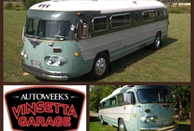 Vintage Motorhomes / by Family Motor Coach Association (FMCA)