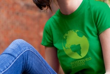 Spreadshirt Earth Month / April is Earth Month on Spreadshirt. Come celebrate with us! Here is some inspiration what great ecofriendly and green pieces of clothing are out there! / by Spreadshirt