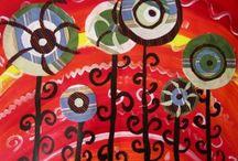 school art ideas / by Glenda Skeim