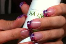 Nail designs / by Fina Shively-Northcutt