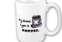 Coffee and Mugs / by Fearless-Diva