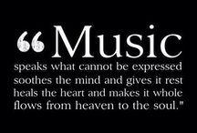 Music  / by Liz Voss