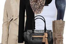 Fall Fashion / by Leah Vodolazskiy