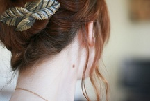 Hairstyle Inspiration / by Valarie Cerce