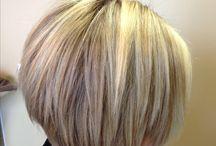 Hair Styles I Like / by Joanne Cuff Marshall
