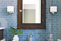 Bathrooms design / by Mary House