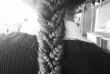 Hairstyles I'll likely never try. / by Faith Toups