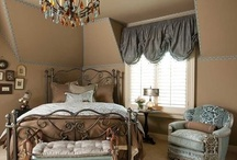 ELEGANT BEDROOM / MASTER BEDROOM EVERYONE WOULD WANT / by Sharon Belfon Claxton