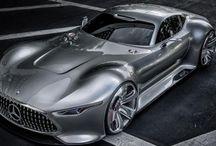 Mercedes-Benz AMG Vision Gran Turismo / by Redaktion Mercedes-Fans