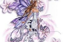 fairy images / by Lynda Ayers Dexter