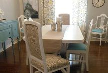 HOME- Dining room / by Megan Jennings
