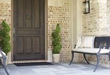 Front Entry / by Sarah Montemayor