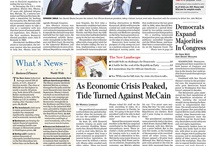WSJ Front Pages  / by The Wall Street Journal
