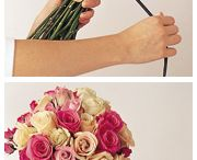 Easy DIY ideas! / by WholeBlossoms Wholesale Wedding Flowers