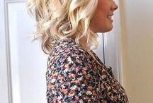 Hair / by Sarina Rothrock Kirchhoff