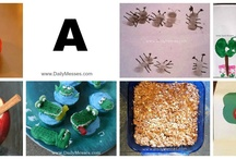Alphabet / by Sarah (Daily Messes)