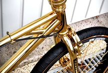 Bmx and bike / Loved Bmx's and road bikes as a kid!  / by Fine And Dapper