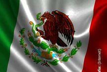 MEXICO / MEXICO. Mi pais. Cuenta con 31 estados y un  D.F. Imagenes y videos de 15 de ellos. / by Emma Alexandre