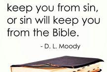Bible / by Kristi Levron