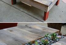 Pallet Ideas / by Kim Rekte