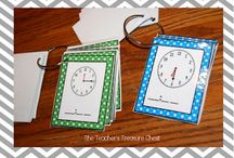 Topic 15 Time and Temp 2nd Grade Envisions / by Amanda Thompson
