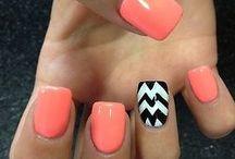 Nails!  My addiction!!! / by Tara Simpson-Lepler