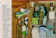 Cleaning/Organizing / by Jayme Lombardi